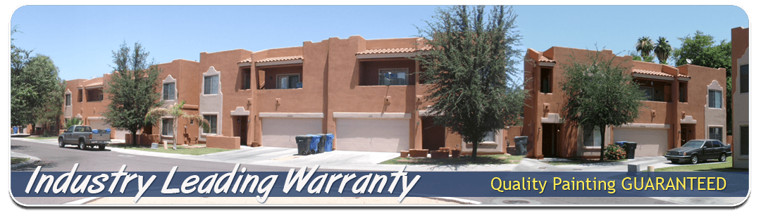 Envision Painting offers an Industry Leading Warranty