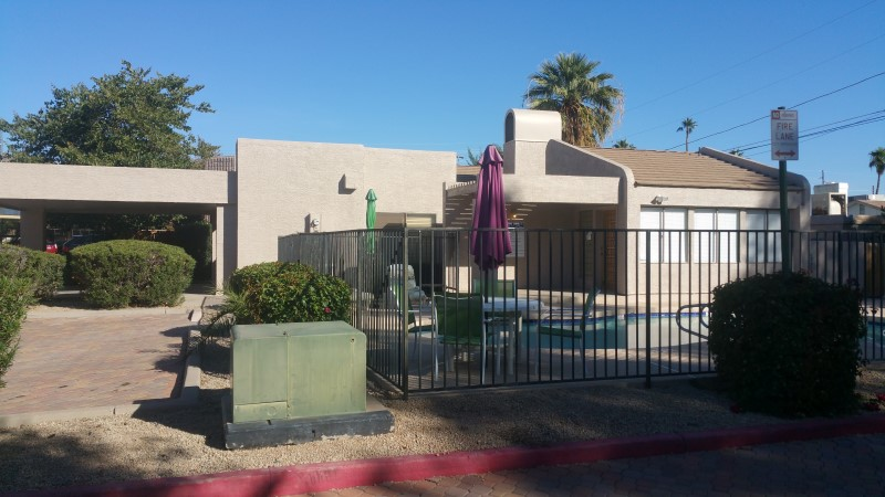 Arcadia Greens Luxury Condoes Exterior Painting Envision