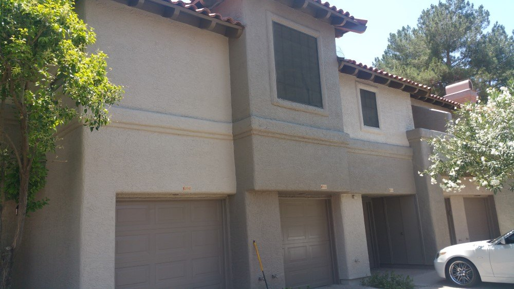 The fountains at scottsdale ranch envision painting for Exterior painting scottsdale az