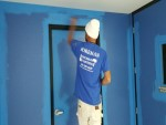 Envision Interior Painting project - Sonoran Science Academy School