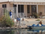 Envision Painting project - Wrought Iron Paint Project at Ventana Lake 8