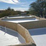 Viewmont Dr. Mesa Elastomeric Coating Project
